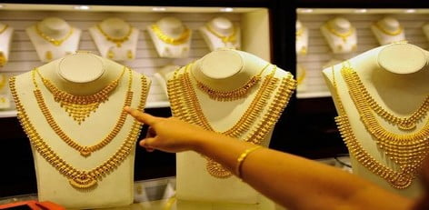 Today Gold Rate: and silver price falls down