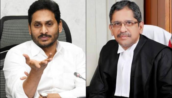 Justice NV Ramana: in Confusion about his First Case?