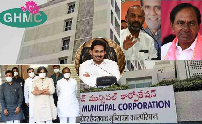 does bjp making self goal in ghmc elections
