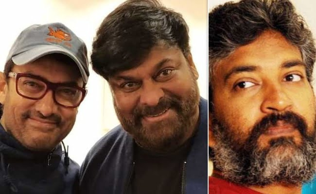rajamouli plans with mega star and super star