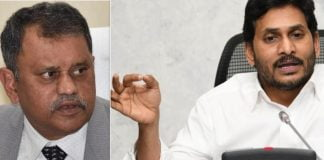 cm jagan vs sec nimmagadda ramesh kumar election fight in climax