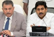 Nimmagadda VS CM Jagan : Big Fight soon