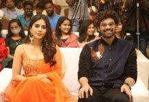 Alludu Adhurs Movie success Meet Pics