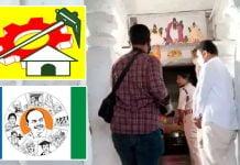 Poll On Rama Teertham as miscreants beheads Rama's idol in Vizianagaram
