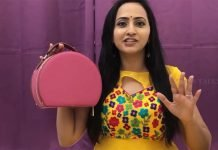bigg boss lasya make up kit