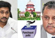 curiosity over supreme verdict on ap local body elections