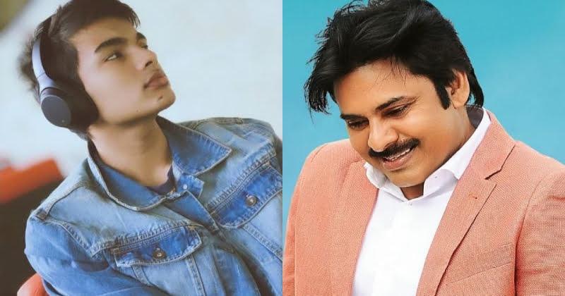 Pawan Kalyan : సినిమాల్లోకి పవన్ కళ్యాణ్ కొడుకు..??