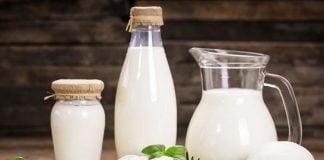 Shelf life of milk