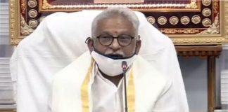 TTD Chairman : రఘురామకృష్ణంరాజు అడిగిన దాంట్లో తప్పేముంది??