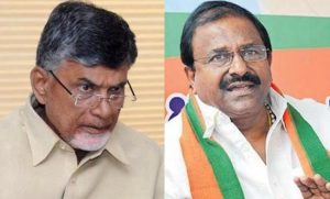 Tirupati by election opposition to stepup