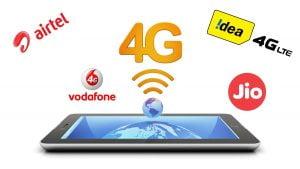 Mobile Data 4G trick