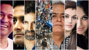 Indian celebrities silent on COVID crisis