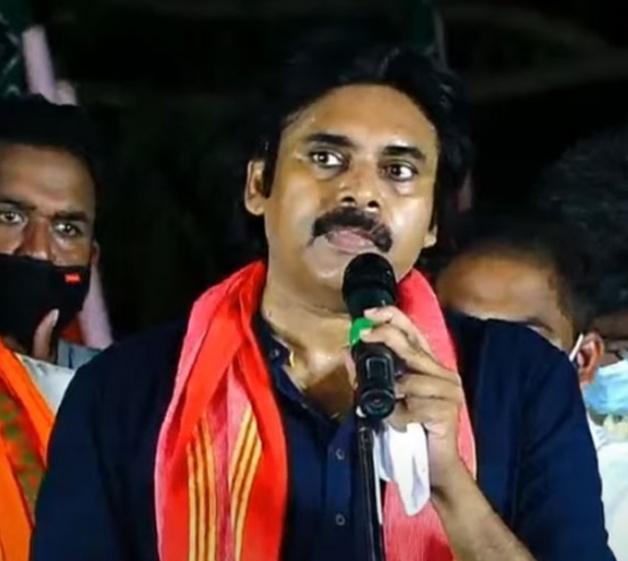 Tirupati By poll pawan kalyan speech