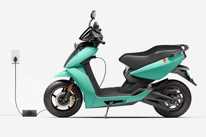 Ather 450 X : Electric Scooter Launched in delhi