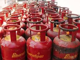Gas Cylinder : paytm offer on 61 rupees only