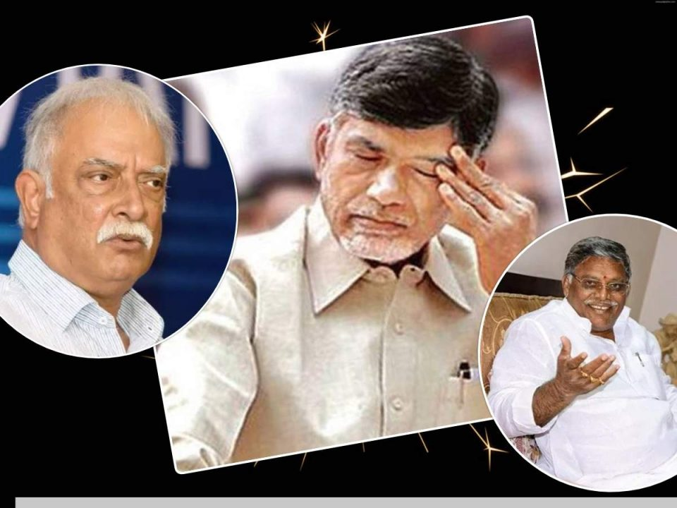 TDP : Many leaders to be resign..!?