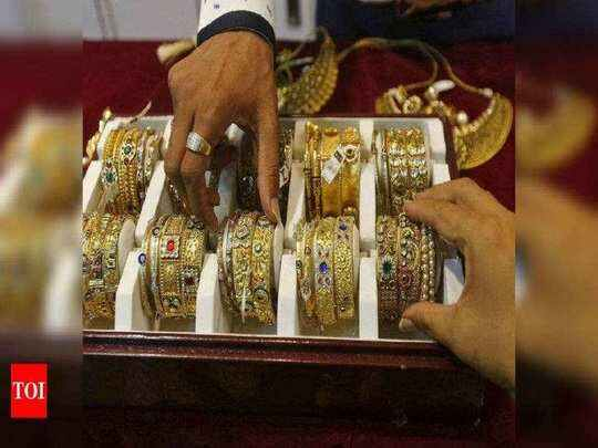 Today Gold Rate : and silver price decreases