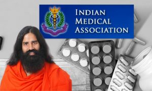 This is the latest update on the ongoing war between Ramdev Baba and IMA