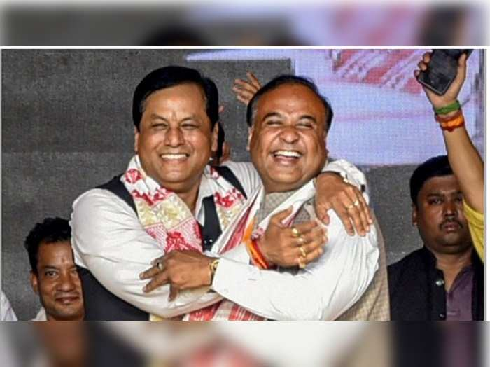 Unresolved ambiguity over Assam CM post