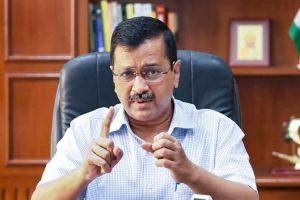 central government focus on Arvind kejriwal