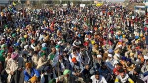 Farmers are going to fight again with the support of 12 opposition parties!