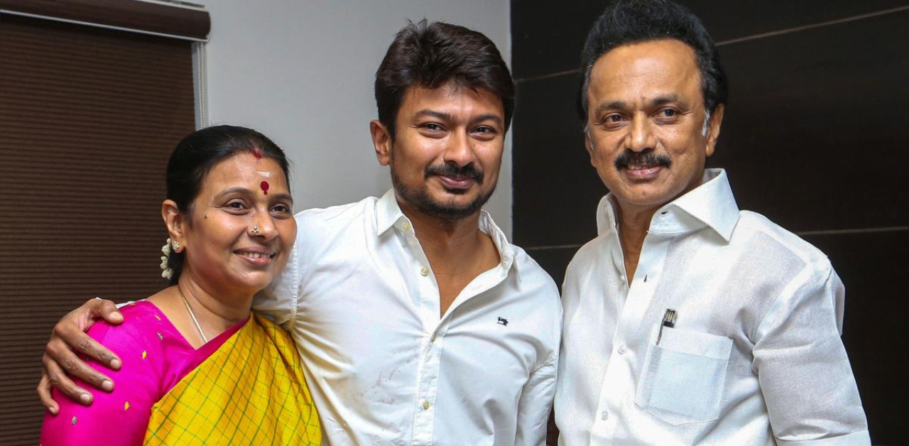 Udhayanidhi Stalin: Some Special Features