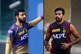 IPL 2021: KKR team two players Corona positive