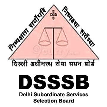 Job Notification:DSSSB huge vacancies