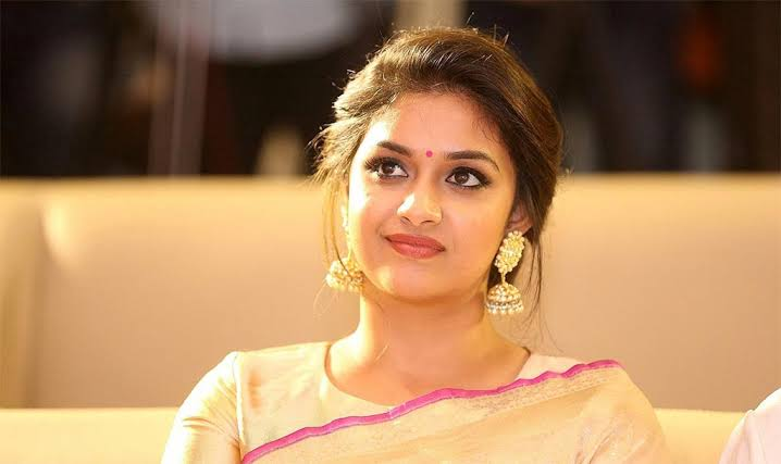 Keerthi Suresh: acting sister role in annathhe