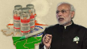 PM Modi covid vaccine