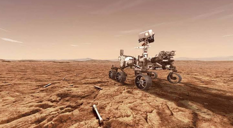 Mars: The value of the soil much higher than gold