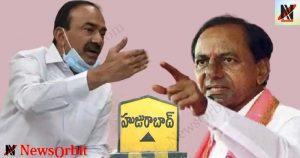 huzurabad bye election