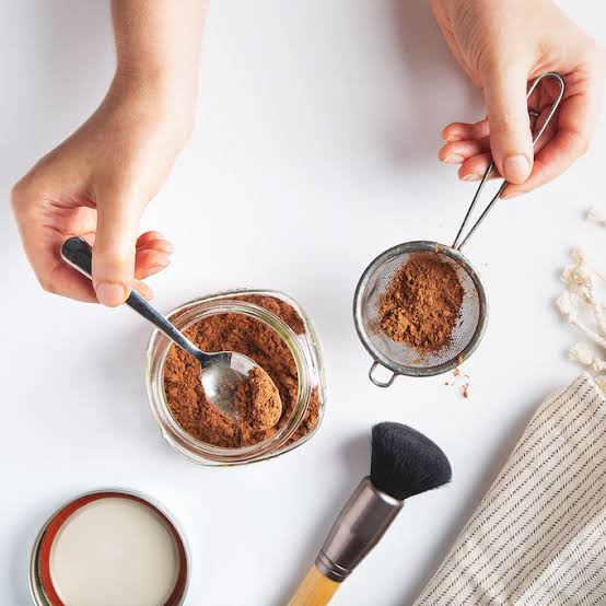 Cocoa Powder: benifits for Glowing Skin