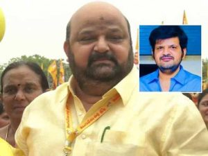 Great tragedy in the family of former MP Maganti Babu!
