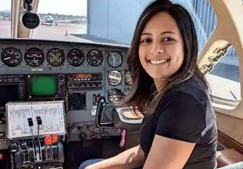 Sanjal Gavande young maharastra born engineer is part of team that built space rocket for jeff bezos