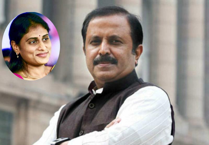 madhu yashki hot comments on YS Sharmila Party