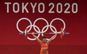 Mirabai Chanu grabs silver for India in Tokyo