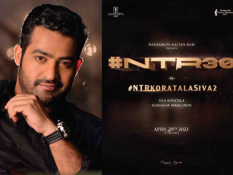 NTR 30 as a mile stone in NTR career
