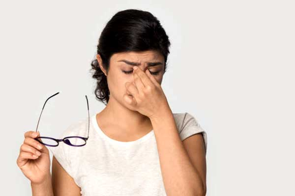 Eye Problems: to check these food items