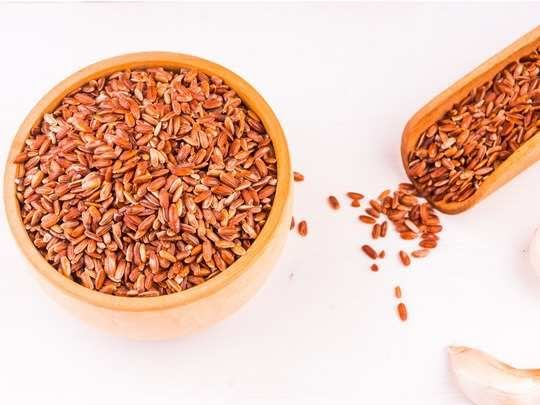 Health Benefits of Red Rice: