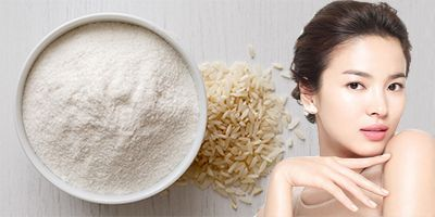 Do you know the Rice Water: benefits