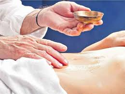 Different Oils of Navel: massage benefits