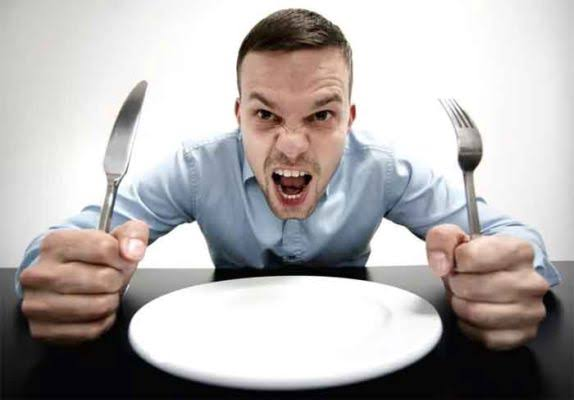 Hungry: avoid this food items