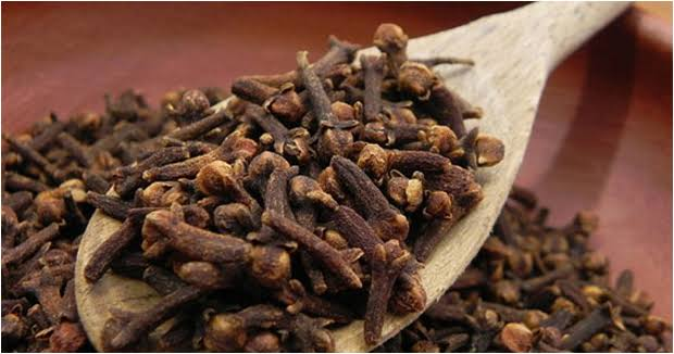 Daily take 2 Cloves: with warm water see what happens